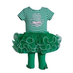 🎉HP🎉Bonnie Jean St. Patrick's Day Outfit 12 M